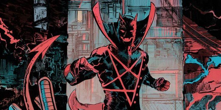 Marvels X #6 - plansze
