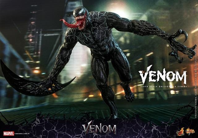 Venom figurka kolekcjonerska