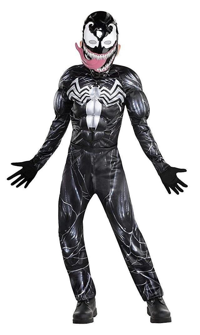Halloweenowy strój Venoma