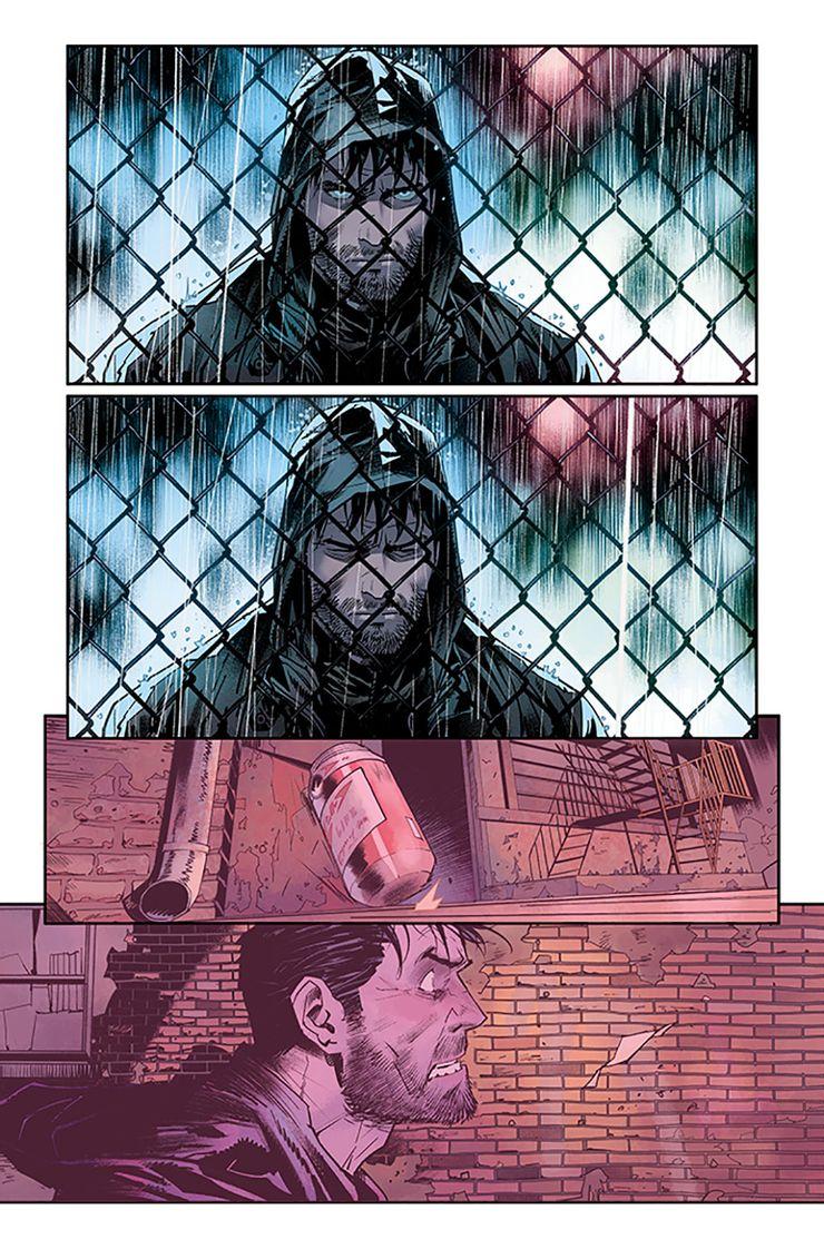Future State: Dark Detective #1 - plansze