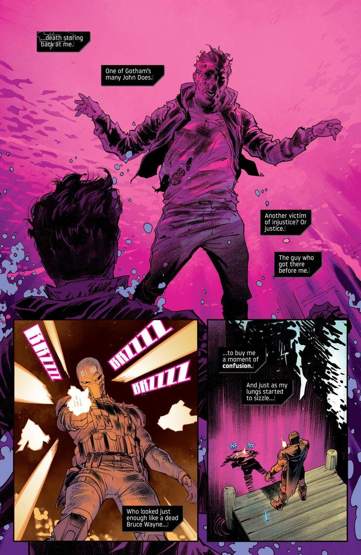 Future State: Dark Detective #2 - plansze