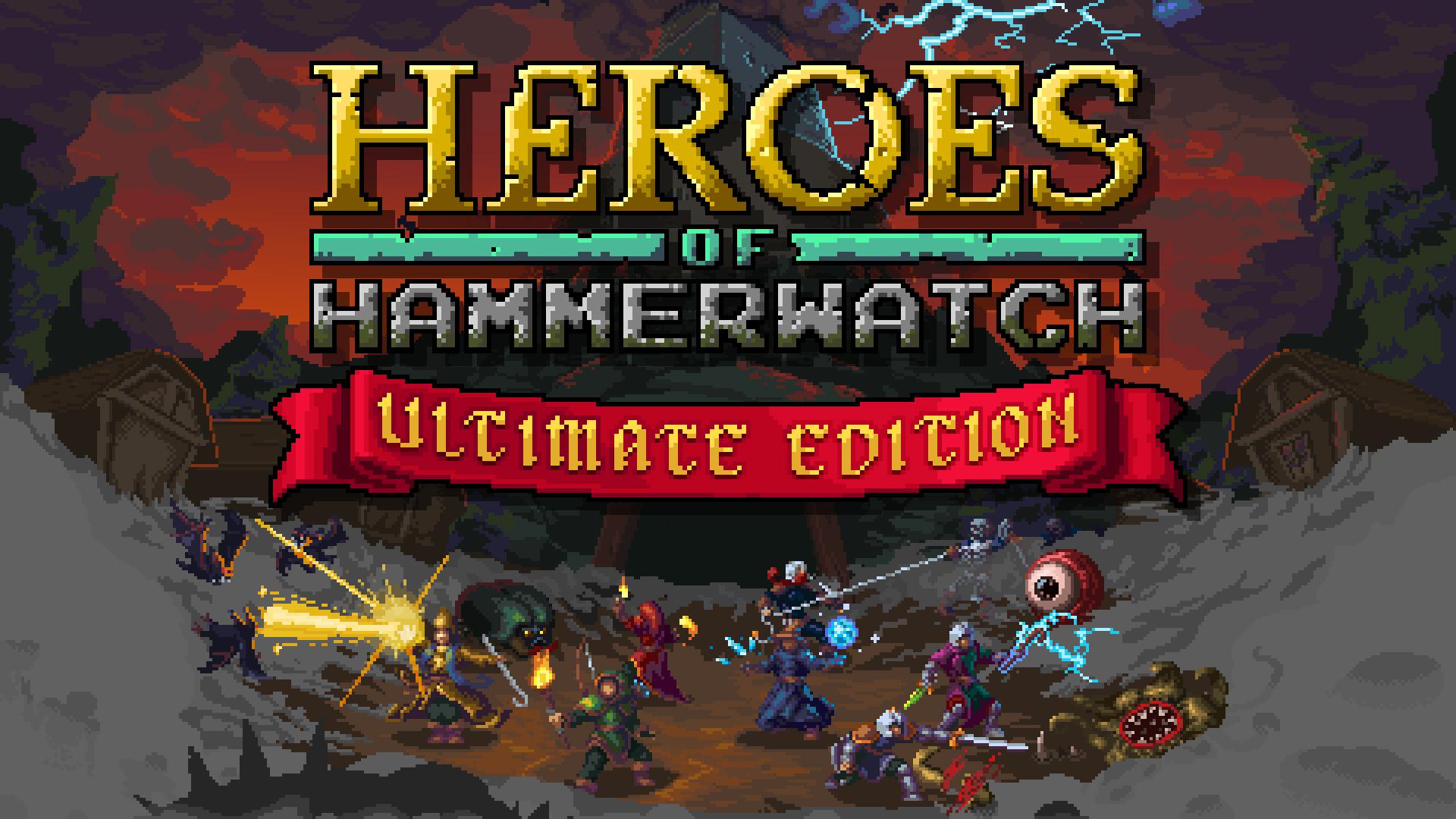 Heroes of Hammerwatch: Ultimate Edition - średnia ocen 85/100