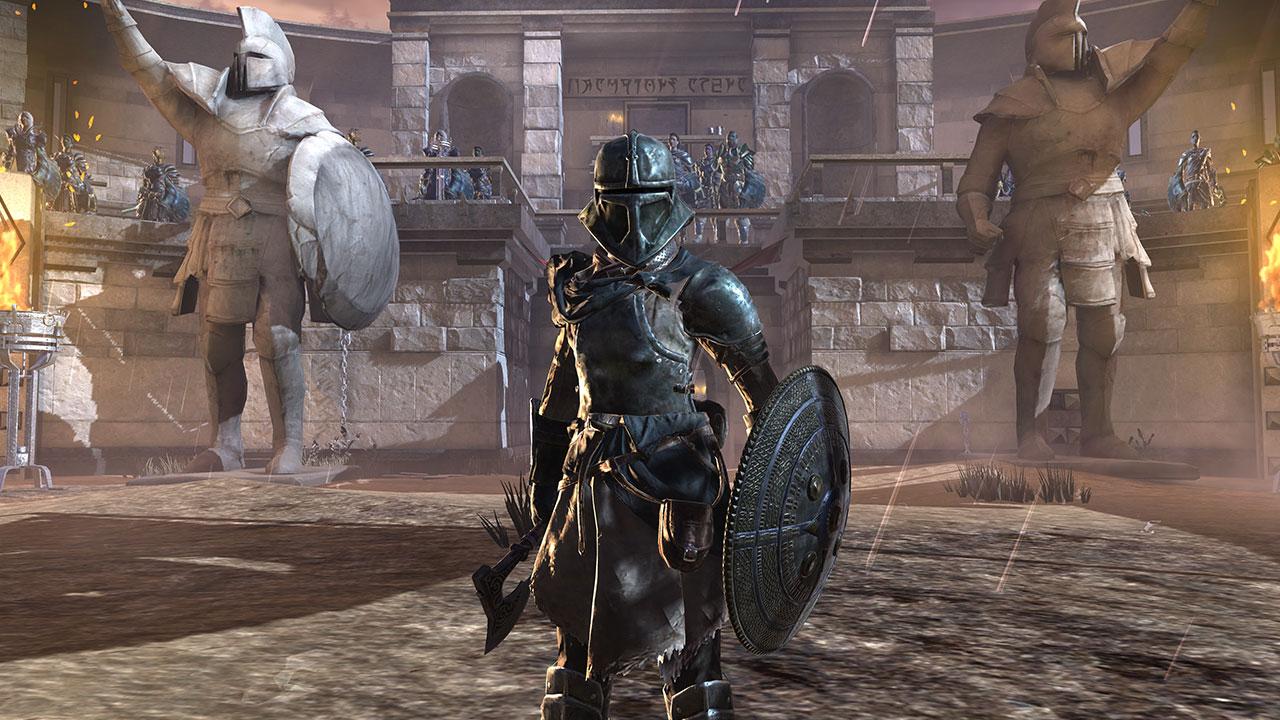 10. The Elder Scroll: Blades (Nintendo Switch) – średnia ocen 42/100