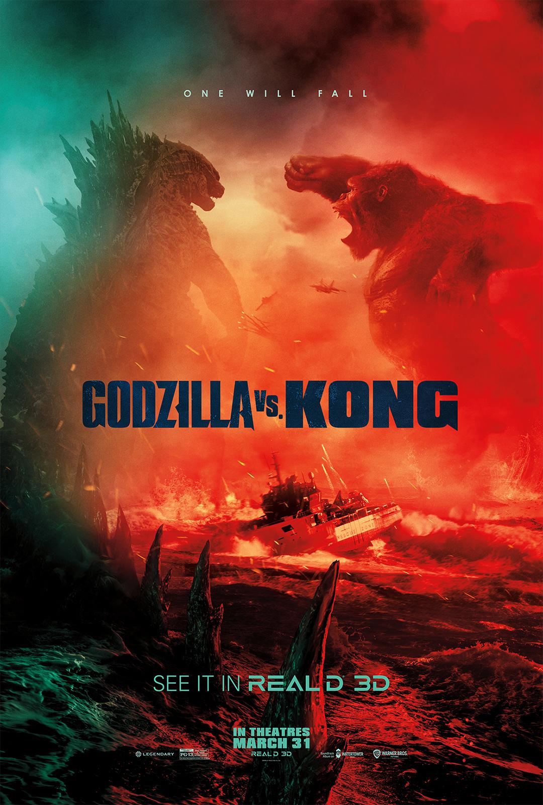 Godzilla kontra Kong