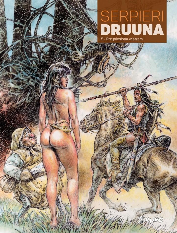 Druuna. Tom 5 - okładka