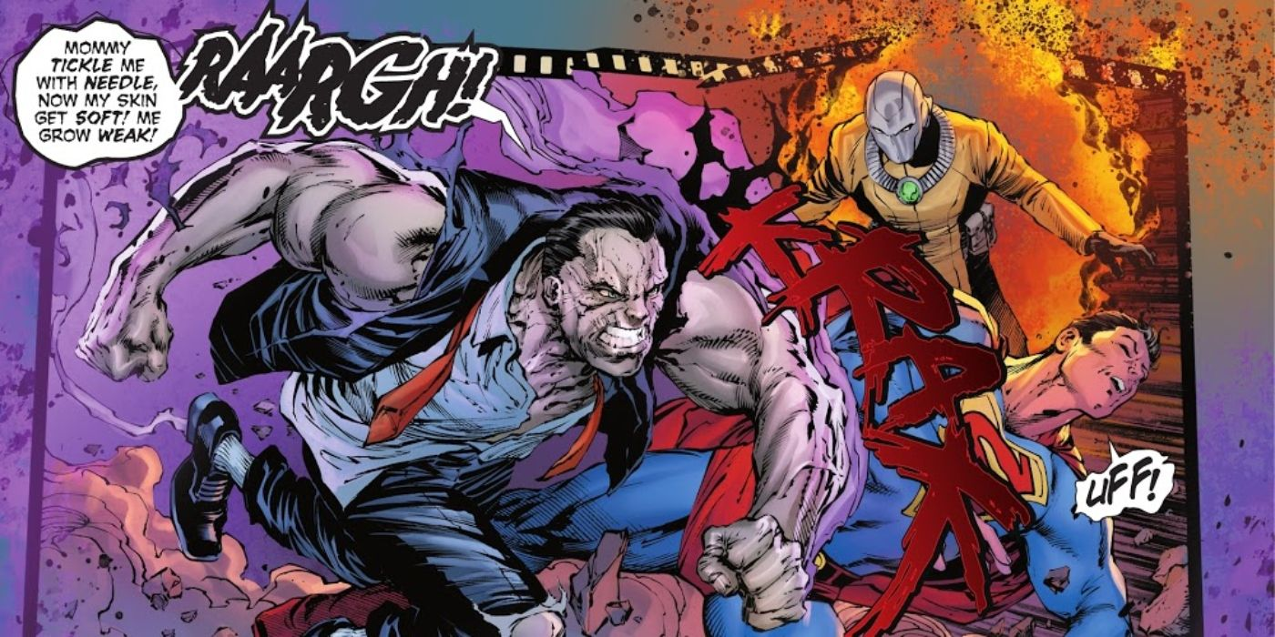 Batman/Superman #18 - plansze