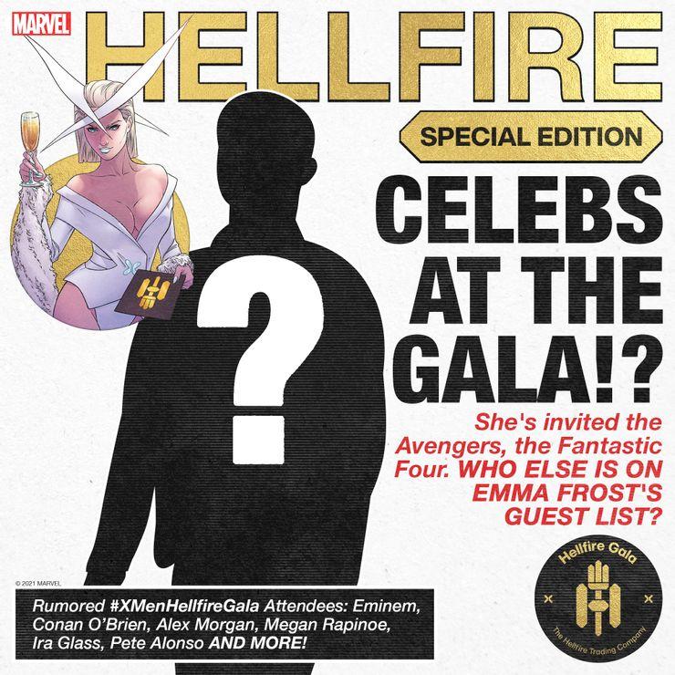 Hellfire Gala - zapowiedź gościnnego udziału gwiazd