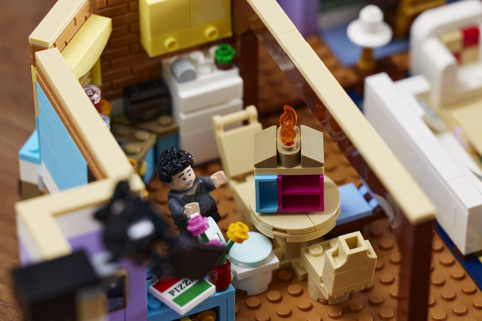 Przyjaciele zestaw LEGO