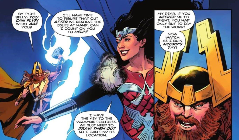 Wonder Woman #772 - plansze