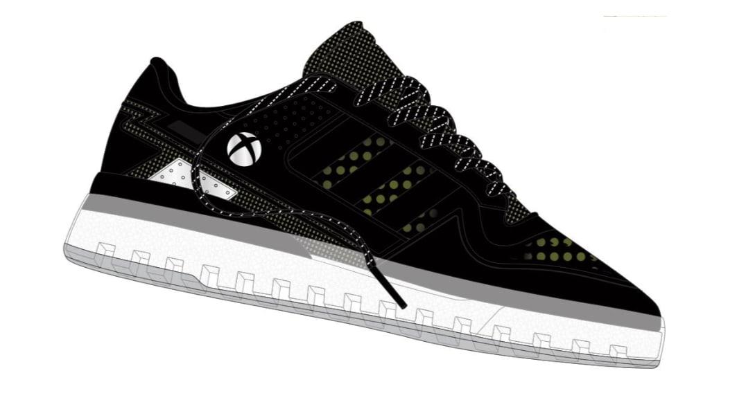 Adidas x Xbox - buty