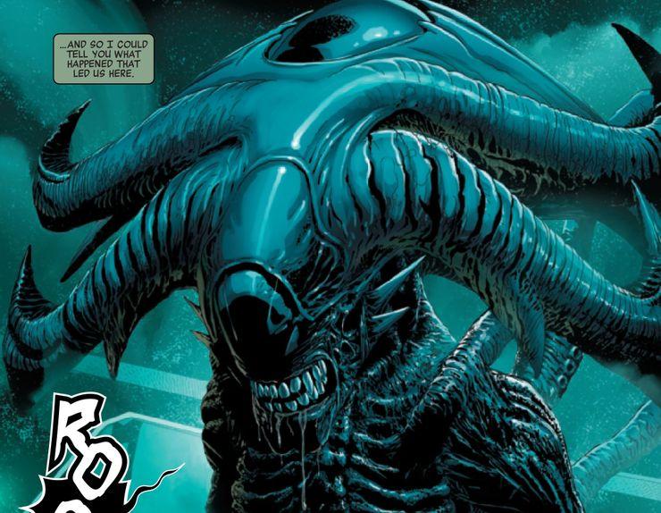 Alien #4 - plansze