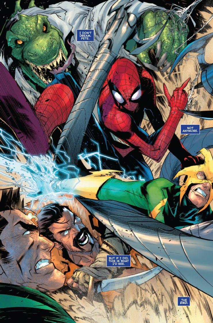 Amazing Spider-Man #71 - plansze